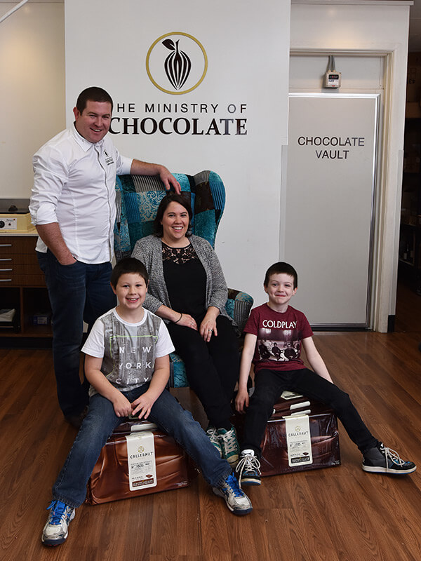 Maddison Family Ministry of Chocolate