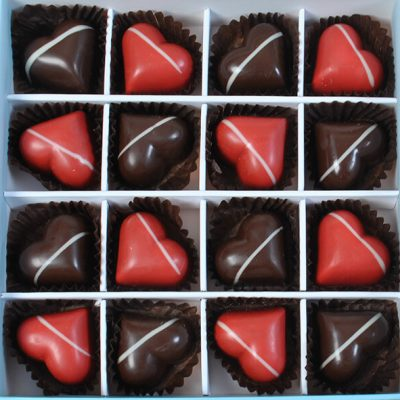 Lovers 16 Chocolate Gift Boxes