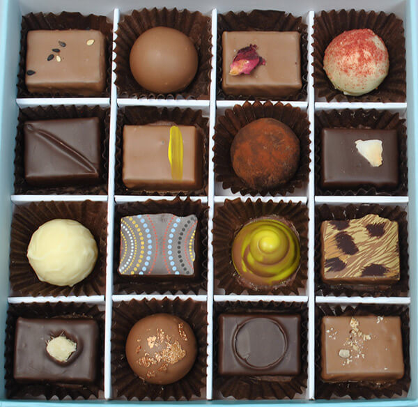 Minister 16 Chocolate Gift Boxes
