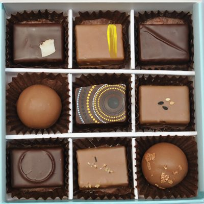Minister 9 Chocolate Gift Boxes